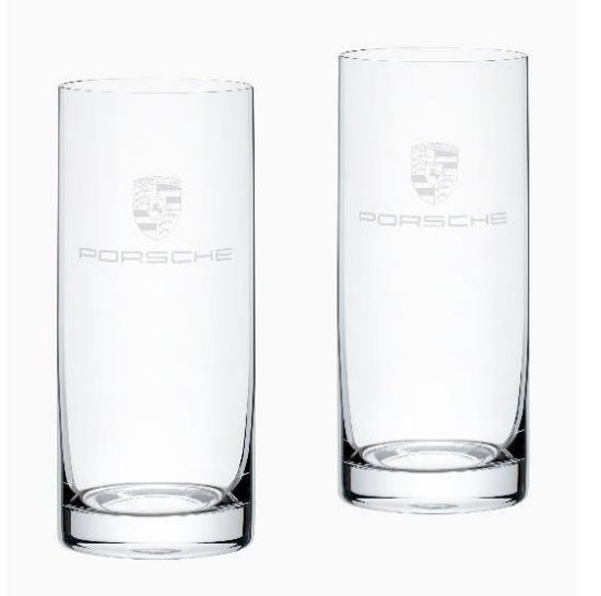 Picture of Glasses Set of 2, Crest