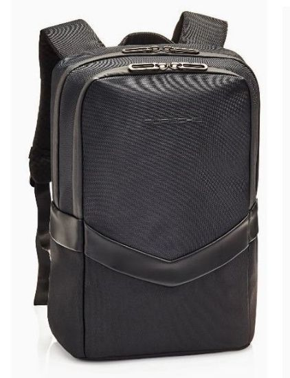Picture of Back Pack, Recycled, Black