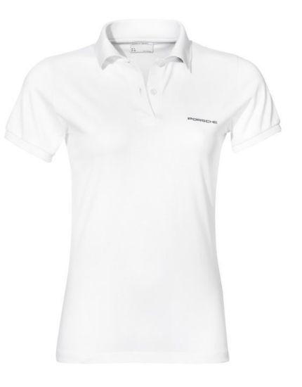 Picture of Polo, Ladies, 2XL, White