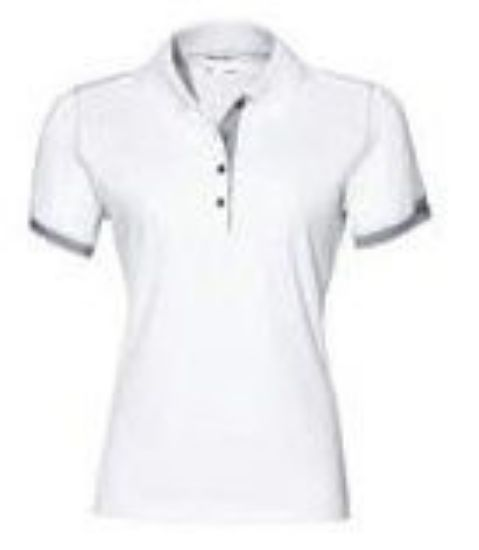 Picture of Polo, Cayenne, Ladies, Large