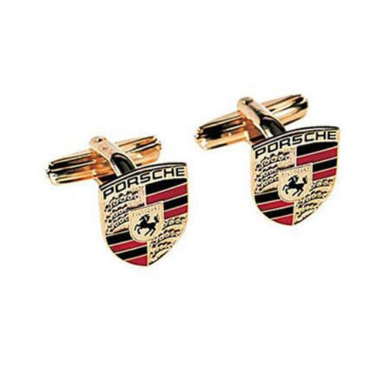 Picture of Cufflinks, Porsche Crest