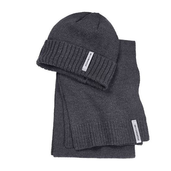 Picture of Beanie and Scarf Set