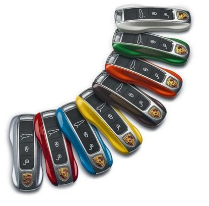 Picture of Key Covers, Painted Vehicle Colour