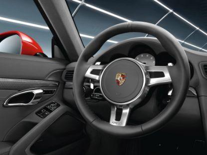Picture of Steering Wheel, SportDesign, 991, Black