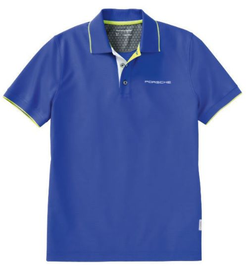 Picture of Polo Shirt, Sport, Blue