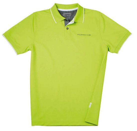 Picture of Polo Shirt, Sport, Acid Green