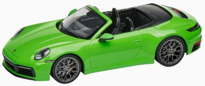 Picture of 911 C4S 992 Cabriolet, 1:18 Model