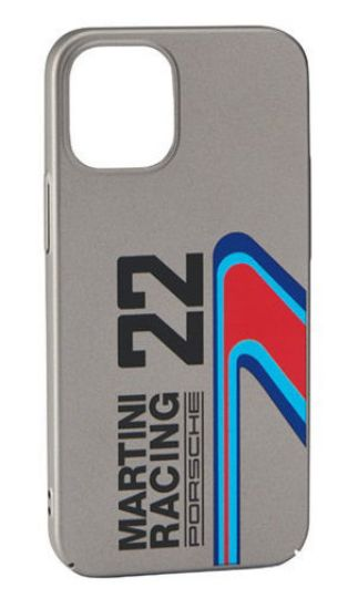 Picture of Snap On Case, iPhone 12 / iPhone 12 Pro, MARTINI RACING