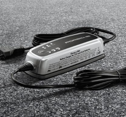 Picture of Battery Charger, Charge-o-mat Trickle