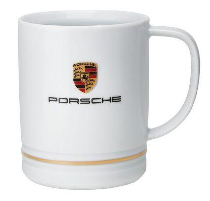 Picture of Mug, Porsche Crest, Large, Piston Design