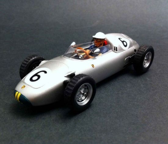 Picture of 718 F2, 1960 South African GP, #6, 1/43 Model