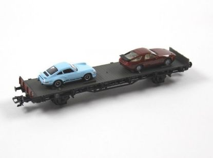 Picture of Auto Transport, 70 Years Porsche, the 70's