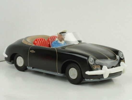 Picture of Pull-Back Classic Toy 356 TCO Tippco N-TC 103 Black