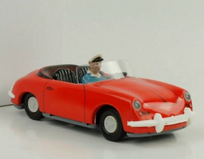Picture of Pull-Back Classic Toy 356 TCO Tippco N-TC 103 Red