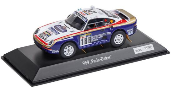 Picture of 959 Rallye, 1:43 Model