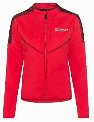 Picture of Jacket, Motorsport, Red, V-Shaped, Ladies