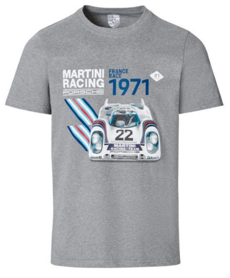 Picture of T-Shirt, MARTINI RACING 917 KH, Collector's T-Shirt No. 20, Unisex