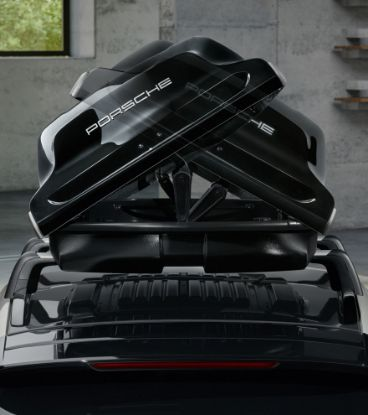 Picture of Roof Box, Performance, High-Gloss Black