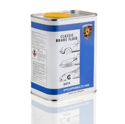 Picture of Brake Fluid, 1tr, Classic Tin