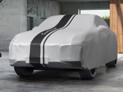 Picture of Car Cover, Indoor, Cayenne Turbo GT Design